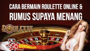 Coba Rumus Roulette